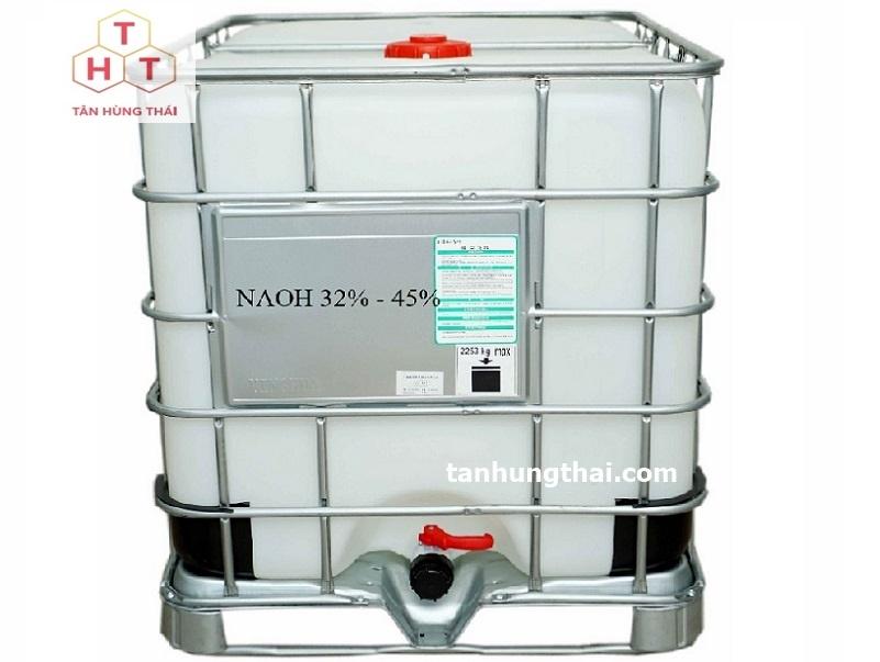 Sodium Hydroxit – Xút dạng lỏng - NaOH