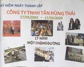 Kỉ niệm 17 năm thành lập Công Ty TNHH Tân Hùng Thái